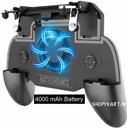 xiufen electronics pubg mobile trigger in built battery