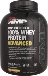 Improve your strength with gnc whey protein isolate